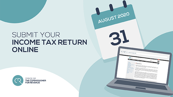 Individual Tax Return Extension for Online Submissions